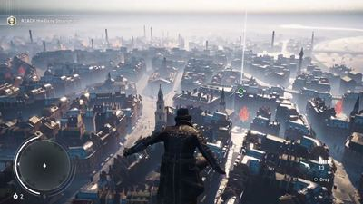 Get a closer look at Assassin's Creed Syndicate's gameplay