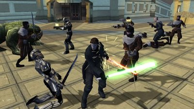 KOTOR 2 gets huge PC update, releases on Steam OS and Mac