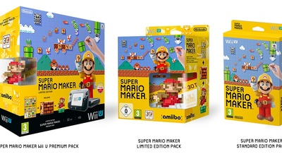 Super Mario Maker is getting a Wii U bundle