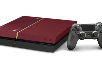 Metal Gear Solid V: The Phantom Pain Limited Edition PS4 exclusive to UK