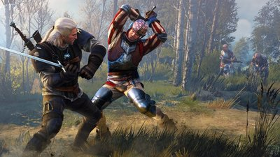 Geralt gets sweet new finishers with this week's free The Witcher 3: Wild Hunt DLC