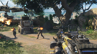Call of Duty: Black Ops 3 multiplayer beta officially dated for PS4, Xbox One, and PC