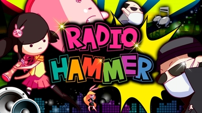Radiohammer coming to 3DS eShop this fall