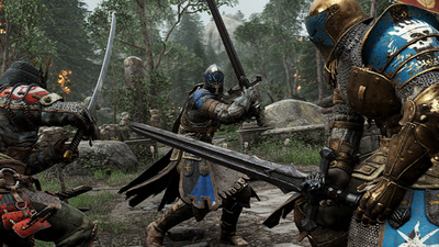 Ubisoft's For Honor gets new Accolades trailer