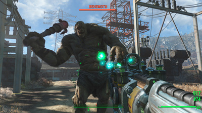 Fallout 4 now available to pre-order on Playstation 4