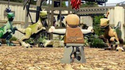 LEGO Jurassic World arrives to MAC