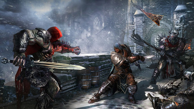 Lords of the Fallen 2 changes direction as executive producer announces departure