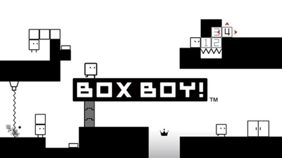 BOXBOY 3DS Theme now available