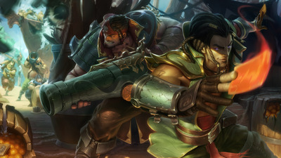 League of Legends: Bilgewater Skin Bundles revealed