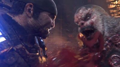 Here's the opening cinematic for Gears of War Ultimate Edition