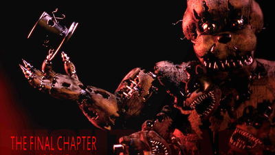 Five Nights at Freddy's 4 is available right now on Steam