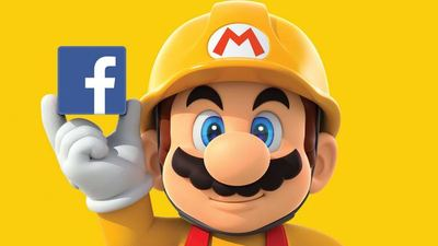 Nintendo officially announces partnership with Facebook for Super Mario Maker Hackathon