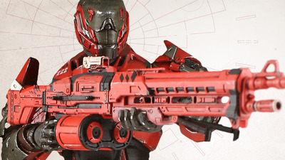Have a look at the new $190 Destiny figurine that's on the way