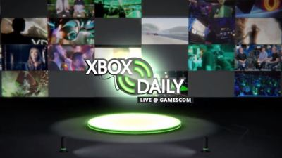 Microsoft to stream Gamescom through Xbox Live