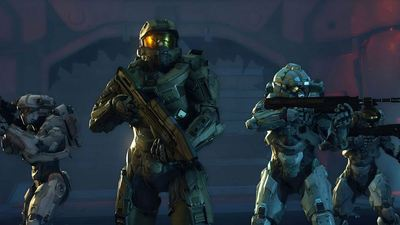 Here's how campaign teams work in Halo 5 Guardians