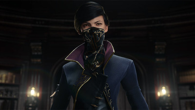 Take a closer look at Dishonored 2's Emily Kaldwin