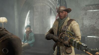 Fallout 4 takes a page from Mass Effect with relationships