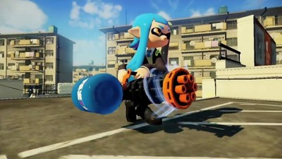 New Splatoon commercial shows off some upcoming content