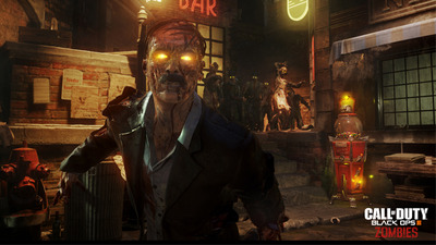 Call of Duty: Black Ops 3's Shadows of Evil Zombies designed with tons of replayability in mind