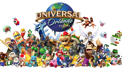 Rumors of a new video game theme park in Orlando continue to crop up