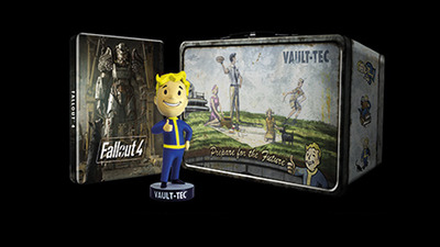 Fallout 4 Nuke Pack comes with a sweet Vault-Tec lunchbox