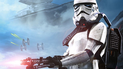 Gamestop exclusive Star Wars Battlefront poster revealed