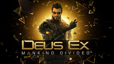 Deus Ex Mankind Divided lets you talk your opponent to death