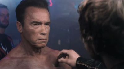 The Terminator is a WWE 2K16 pre-order bonus