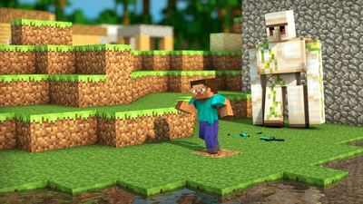 Minecraft movie isn't as promising as a Terraria title could be