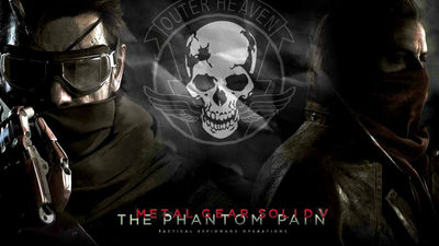 Take a look at Metal Gear Solid V: The Phantom Pain's massive Afghanistan map