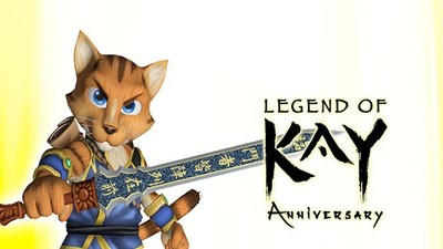 Legend of Kay Anniversary Review