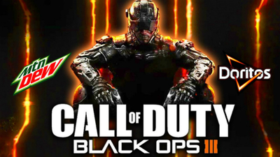 Activision teams with Doritos & Mountain Dew for Call of Duty: Black Ops 3