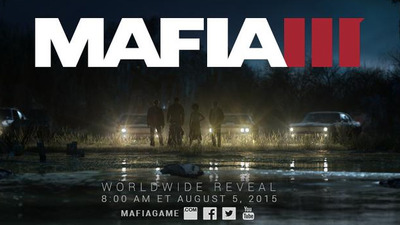 Mafia 3 announced, full reveal coming at Gamescom
