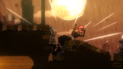 Stealth platformer The Swindle releases this Friday