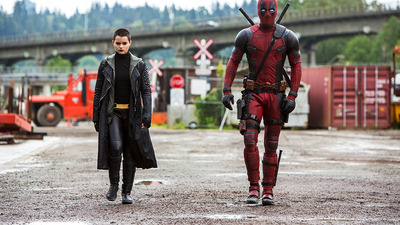 New Deadpool images show off Wade Wilson, Negasonic Teenage Warhead and more