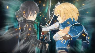 Sword Art Online RE: Hollow Fragment available today on PS4