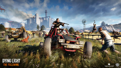 Dying Light: The Following announced with first screenshots