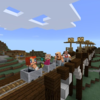 Minecraft snapshot 15w31a let's us in on upcoming Combat Update