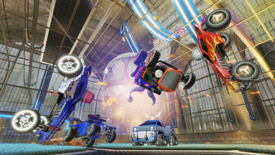 Games like Rocket League validate Sony's PS Plus line-ups