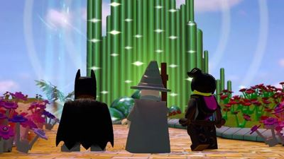 LEGO Dimensions story explained in new trailer