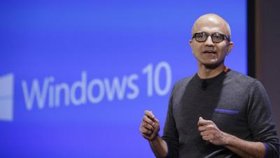 "Microsoft chief talks ""new era"" following Windows 10 launch"