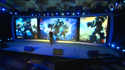 Firefall MMO announced for PS4 at Chinajoy 2015