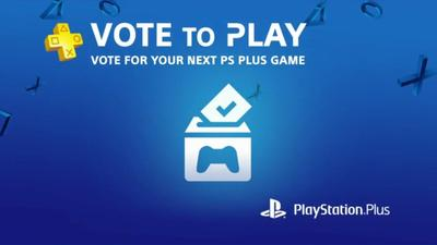 PS Plus will start allowing users to vote for their free games of the month