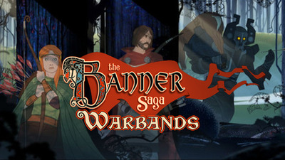 The Banner Saga: Warband board game announced
