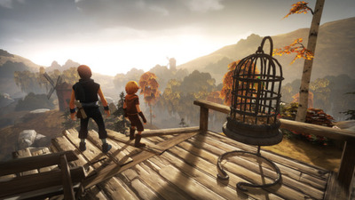 Brothers: A Tale of Two Sons announced for PS4 and Xbox One