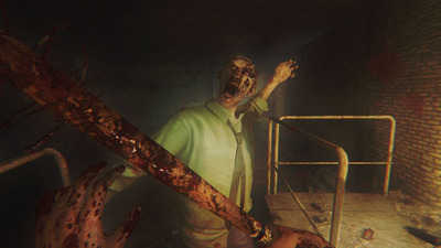 Former Wii U-exclusive Zombi(U) heading to PS4, Xbox One, and PC