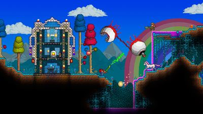 Terraria digging its way to Wii U and 3DS