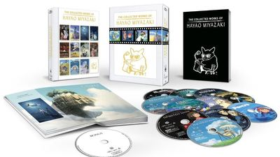 The Collected Works of Hayao Miyazaki headed to Blu-ray this Fall
