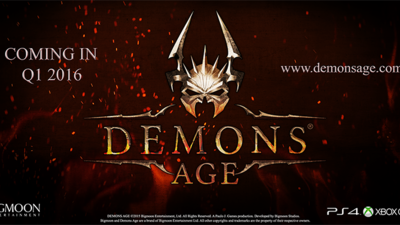 Bigmoon Studios announced Demons Age, a new turn based RPG for PS4 and Xbox One