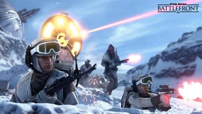 EA 'feeling very good' about Star Wars Battlefront